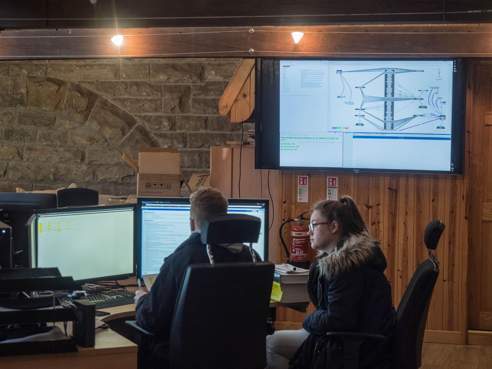 B4RN Control Room